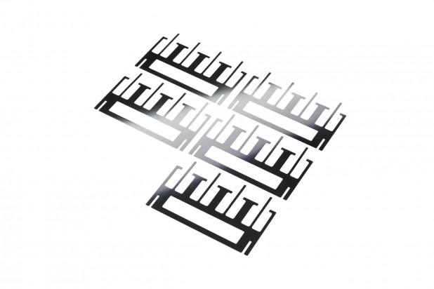 Flexio Stecksystem für 4 Ohrtrichter