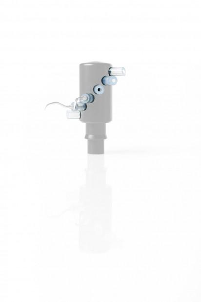 Ersatz-Silikonzuschnitte Flexio-Adapter für ZEG-Spitzen (6er-Pack)