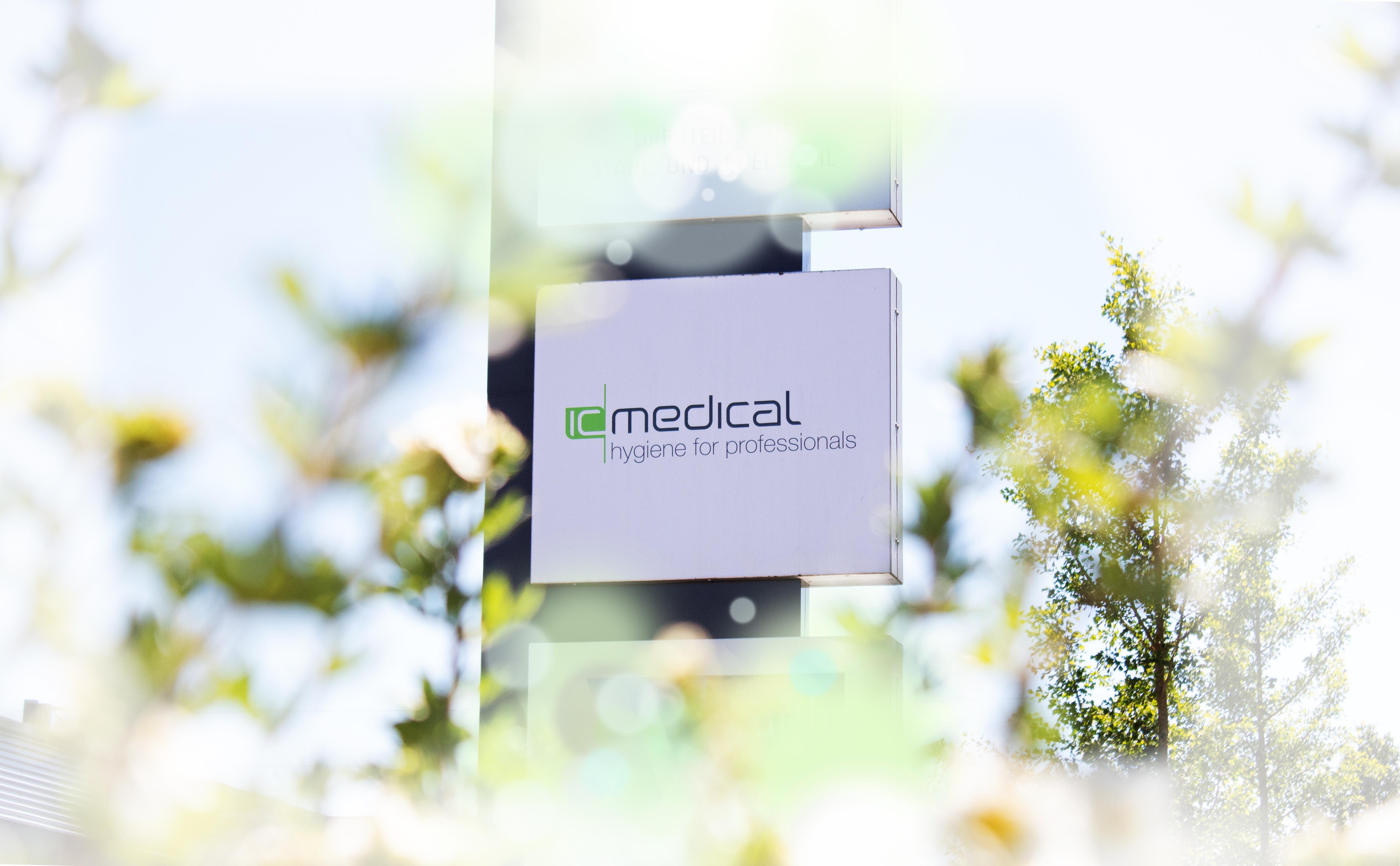 """""""IC Medical hat seinen Sitz in Rudersberg-Steinenberg nahe Stuttgart."""""""