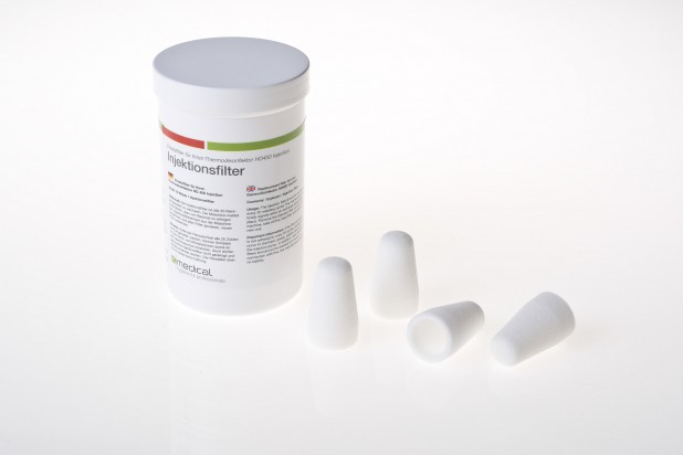 Injektionsfilter 15er Pack